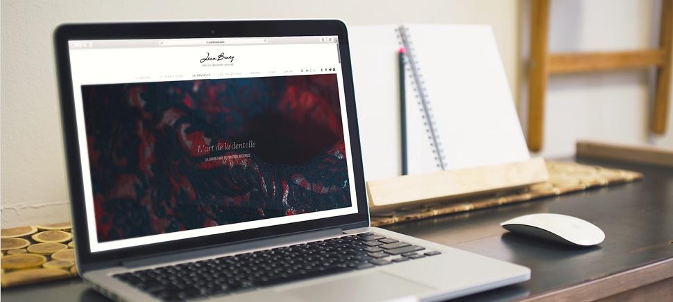 site internet luxe EPV