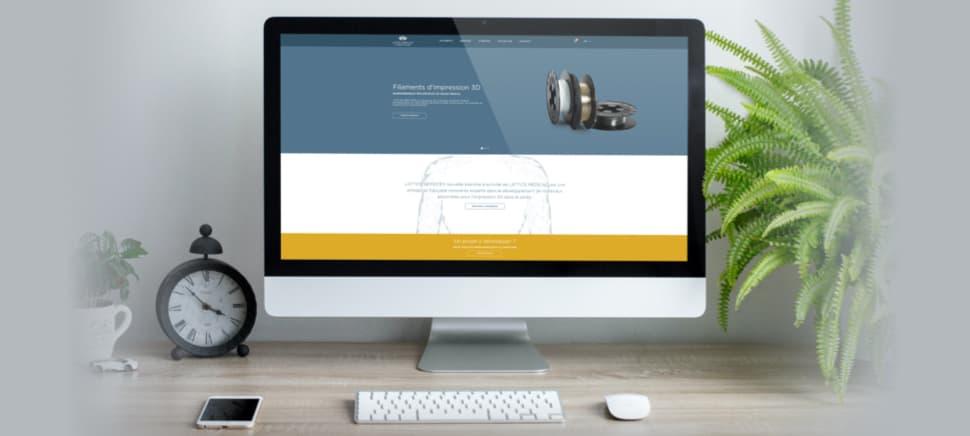 site internet start-up